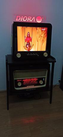 Telewizor i radio diora