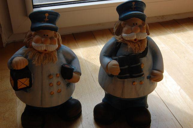 Figurki ceramiczne marynistyczne