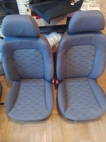Siedzenia/Fotele seat leon 1 golf 4 komplet bdb