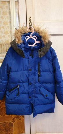 Куртка курточка на рост 120 122