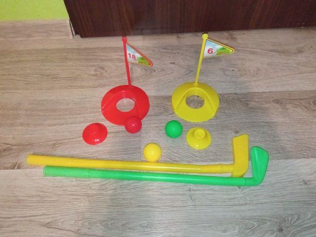 Zestaw do golfa dla dzieci