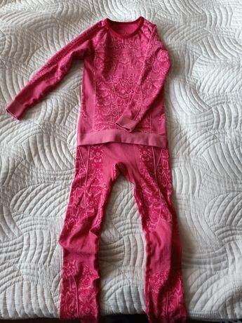 Odzież termoaktywna dla dziewczynki r.122