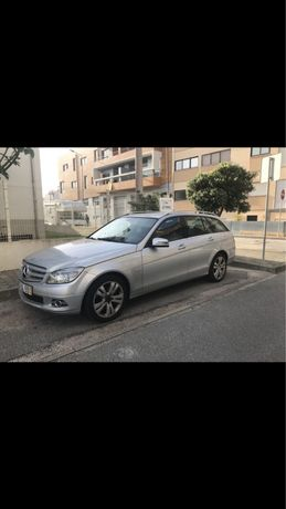 Mercedes benz C220 Carrinha