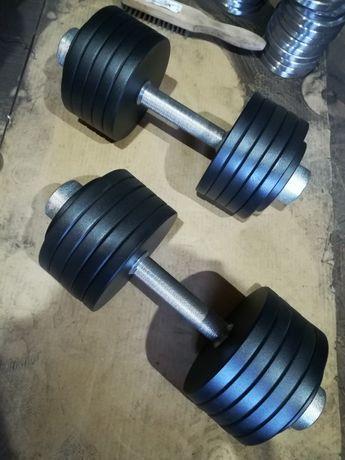 Гантели наборные сталь вес под заказ любой