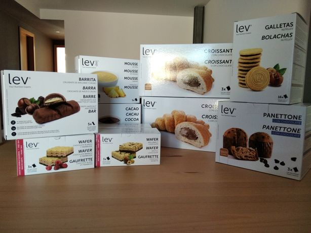 Pack Dieta Lev - Your Nutrition Experts