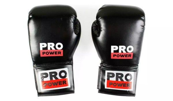 Rękawice bokserskie Pro Power 14oz