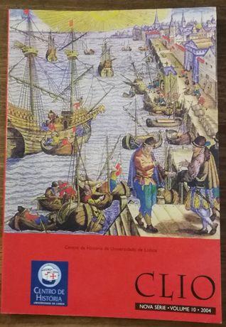revista clio, nova série, volume 10 2004