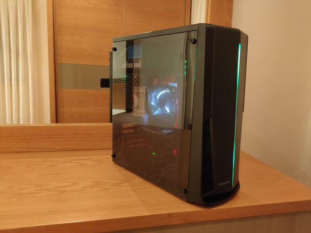 Desktop gaming i3 10100F l 1050 TI l 8GB RAM l SSD 240 GB