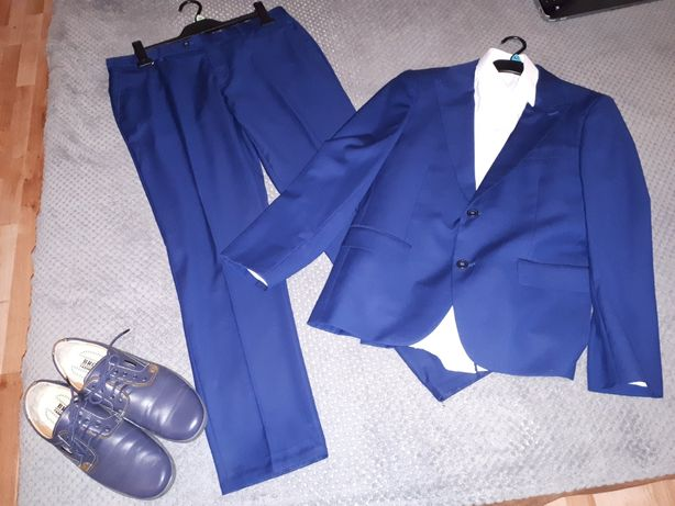 Garnitur PAWO 164cm  + Gratis buty i koszula
