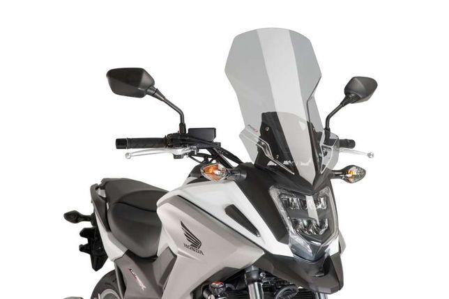 Vidro Alto PUIG para Honda NC750X *novo*