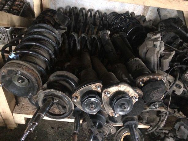 Стойка Амортизатор BMW X5 X6 E70 E71 E60 E53 Цапфа ступица рычаг Шрот
