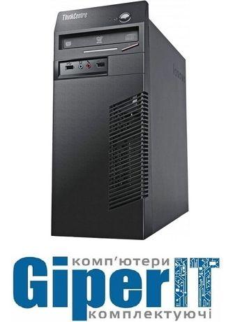 Компьютер Lenovo Think Centre M72e МT (i7-2600k, DDR3 8Gb, SSD 128Gb )