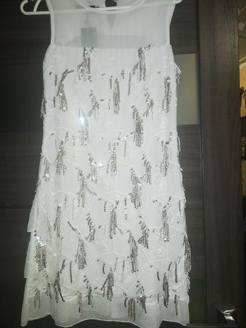 Нарядное платье 44р.