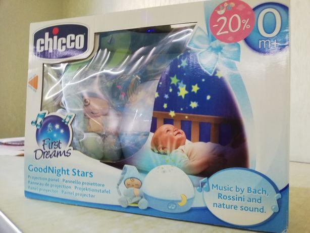 Игрушка-проектор светильник chicco