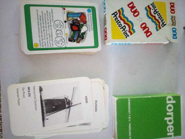 Karty z dawnych lat