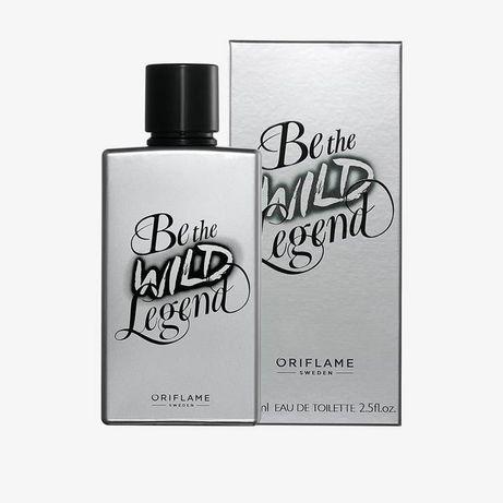 Туалетная вода Be The Wild Legend, парфюмерная вода