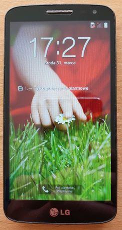 LG G2 mini + słuchawki + ładowarka