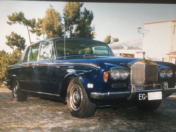 ROLLS-ROYCE Silver Shadow 1971