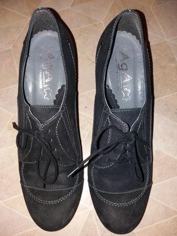 Buty skórzane WYSYŁKA GRATIS