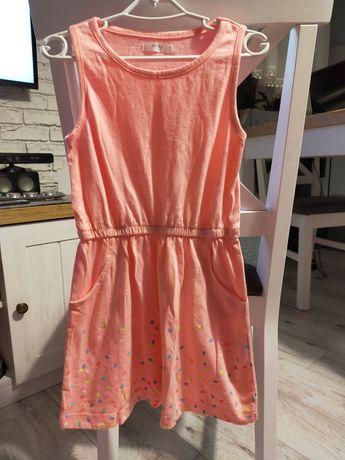 Sukienki dla dziewczynki rozm 104/110