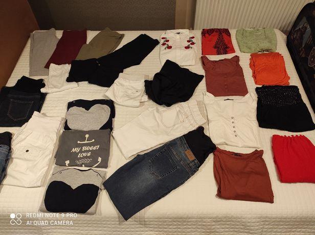 Paka ubrań ciążowych rozmiar M