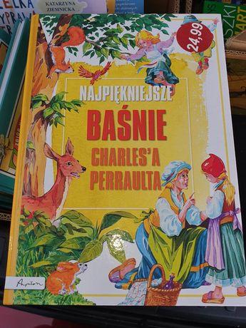Książeczki dla dzieci baśnie