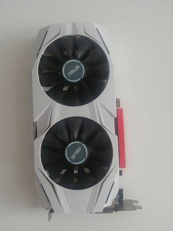 ASUS Radeon RX 480 Dual OC 4GB GDDR5