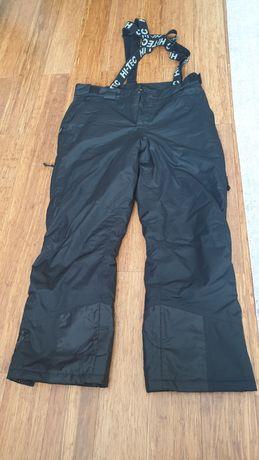 Spodnie narciarskie HI-TEC Cameron XXL Membrana