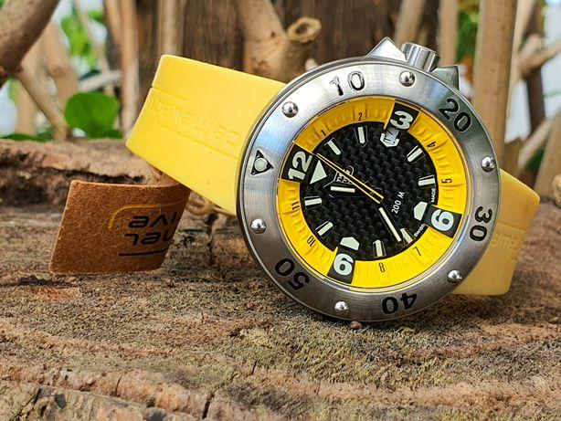 Relógio Camel Trophy Quartz série limitada Yellow