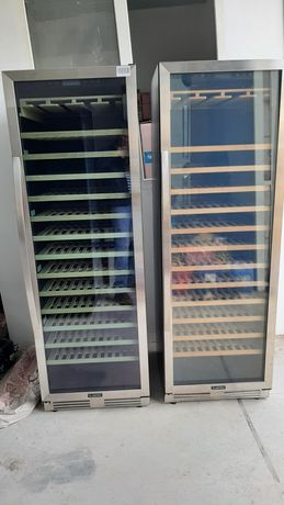 Холодильник винный витринный Klarstein 10032033.