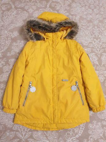 Комплект Lenne. р.122 Куртка зимова. Штани зимові р.128
