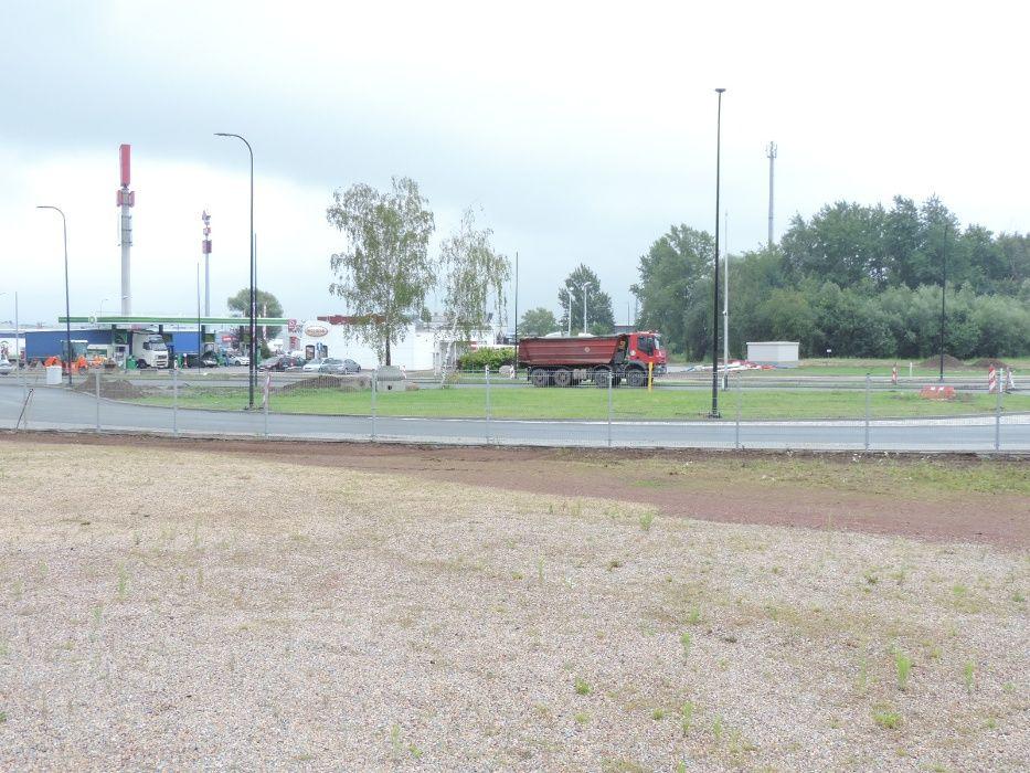 Węzeł Sośnica plac parkingowy hale garaże wynajem Gliwice - image 1