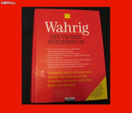 Encyklopedia Niemiecka Wahring DeutschesWorterbuch