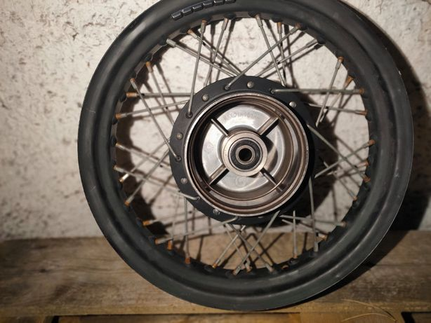 Felgi motocyklowe Junak M12 Vintage