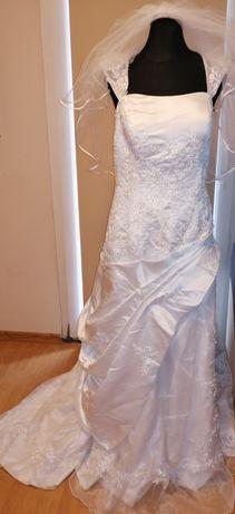 Suknia ślubna rozmiar 42+