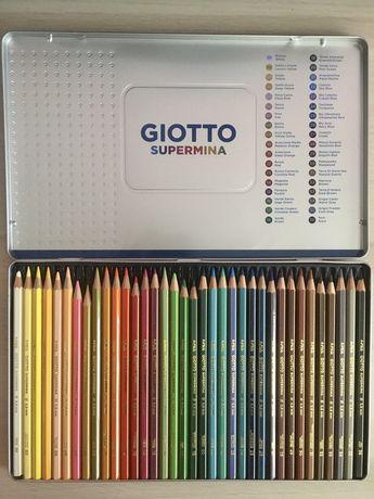 Lápis de cor Giotto Supermina 36