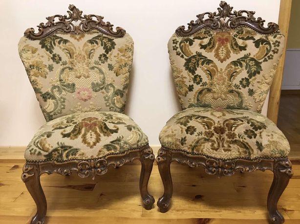 Бароко крісла барокко стулья антикваріат