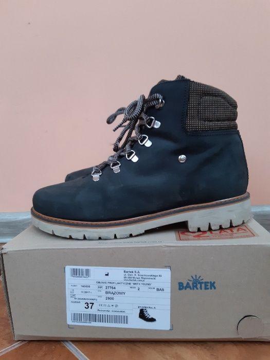 Утеплені зимові черевики Bartek 37 розмір Борисполь - изображение 1