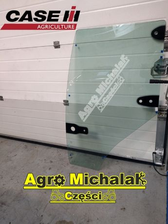 Szyba drzwi lewe MX 100, 150, 120, 135, Mccormick, MTX110, 150, xtx