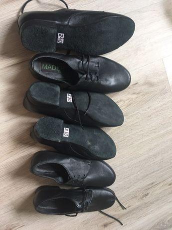 обувь танцевальная новая кожаная натуральная есть несколько размерово