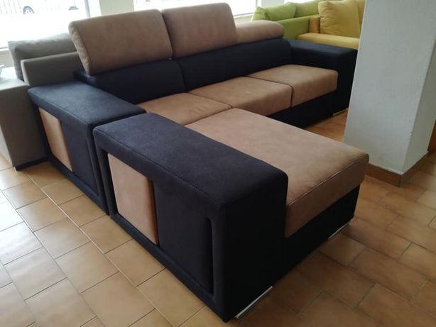 Sofá Cordoba Elegance com 270 cm, novo de fábrica