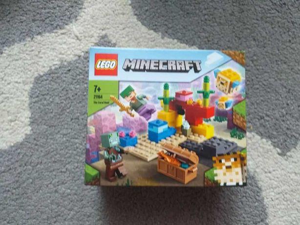 Lego Minceraft Nowe