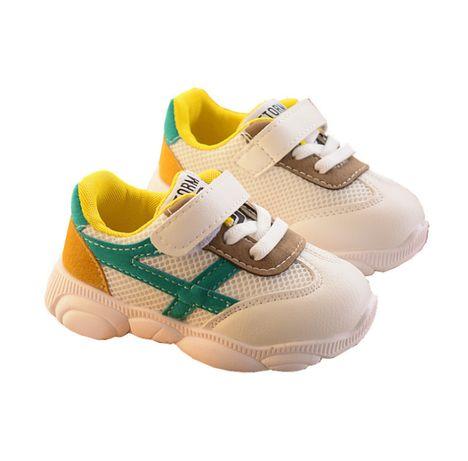 Детские белые кроссовки 21 22 23 24 25 26 27 ОПТ и РОЗНИЦА