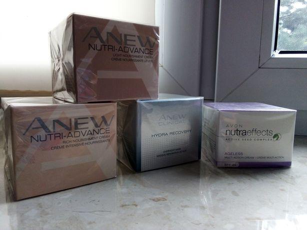 Kosmetyki Avon nowe