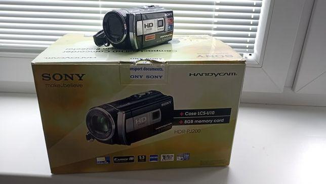 Kamera SONY HDR-PJ200