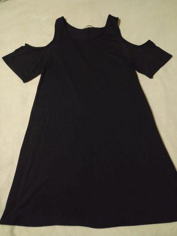 Vestido Preto fluído
