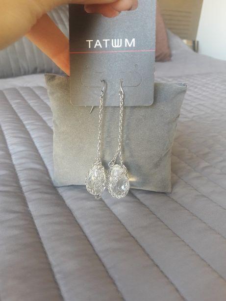 Wiszące kolczyki Tatum
