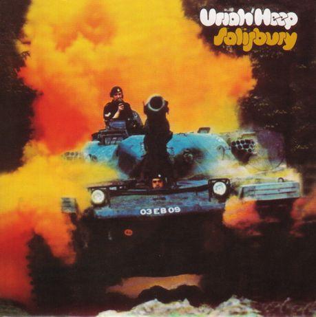 CD/Uriah Heep -1971- Salisbury/Germany
