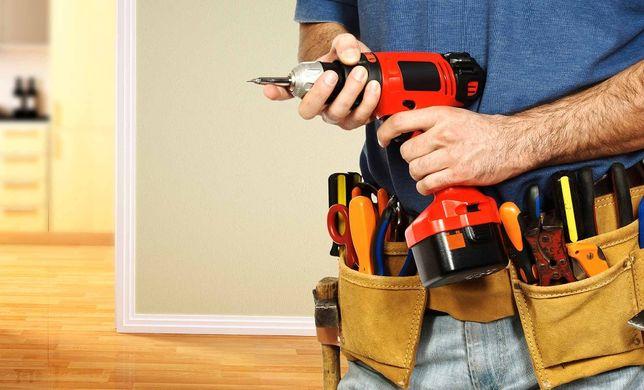 Домашний мастер (электрик, сантехник, плотник, плиточник)