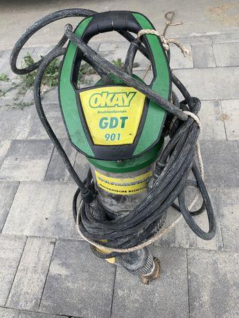 Pompa OKAY GDT 901 pompa wody